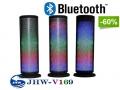 PRZENOŚNY GŁOŚNIK BLUETOOTH RADIO USB MP3 1216