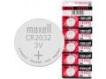 Bateria litowa MAXELL CR2032 CR 2032 5 sztuk