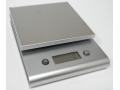 Waga kuchenna LCD aluminiowa srebrna do 3 KG