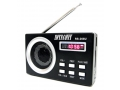 Radio led MP3 z SD i usb akumulatorowe