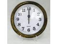 Zegar ścienny wskazówkowy pływający 21cm