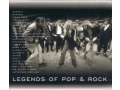 Legends Of Pop & Rock 3cd The Who, Blondie, Americ