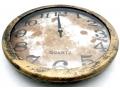 Zegar ścienny wskazówkowy 25cm