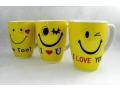 Kubek ceramiczny SMILE mix wzorów