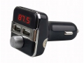 TRANSMITER LCD FM BLUETOOTH 2X USB MP3