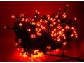 Lampki Choinkowe LED 500 czerwone