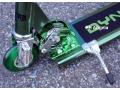 Hulajnoga aluminiowa z hamulcem + amortyzator