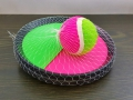 Paletki gra catch ball 19cm
