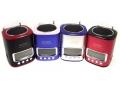 GŁOŚNIK PRZENOŚNY USB microSD RADIO FM MP3