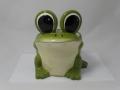 Donica ceramiczna- żaba