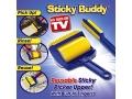 Rolka do ubrań wielokrotnego użytku 2szt TV sticky