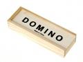 Domino drewniane