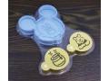 Forma wyciskana Myszka Mickey Disney + szablony