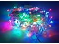 Lampki Choinkowe LED 200 MIX Przeźroczyste