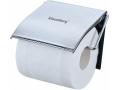 Uchwyt na papier toaletowy przykręcany.