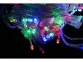 Lampki Choinkowe LED 100 z programatorem multikolo