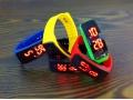 Zegarek elektroniczny jelly silikon opaska