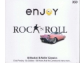 Enjoy Rock n Roll 3CD PRESLEY PLATTERS ORBISON