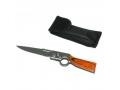 Scyzoryk nóż boczny sprężynowy 21 cm