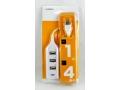 Kabel rozgałęziacz USB hub 4xusb