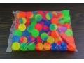 Piłeczka kauczukowa 30mm mix kolorów