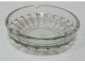 Popielniczka szklana przeźroczysta 4szt zestaw