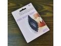 Foremki wyciskane liski stalowe 6szt