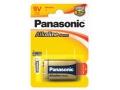 Bateria 9V Panasonic Alkaiczna