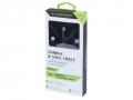 KABEL USB > MICRO USB + LIGHTNING + USB-C 120cm