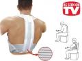 Ochraniacz usztywniacz do kręgosłupa