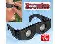Okulary lornetka ZOOMIES lupa TV