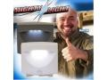 Lampka 3 led z sensorem ruchu i zmierzchu HIT migh