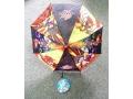 Parasolka parasol dziecięcy BAKUGAN czerwony