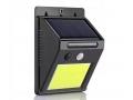 Lampa solarna 48 Led COB z czujnikiem zmierzchu