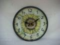 Zegar ścienny - dekoracyjny