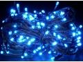 Lampki choinkowe 200 led niebieskie, programator