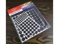 Zestaw podkładek filcowych pod meble 133 elementy
