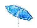 Duży parasol ogrodowy łamany średnica 180 cm