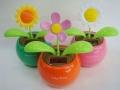 Solar Flip Flap kwiaty tanczący duzy