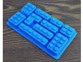 Foremka silikonowa klocki lego