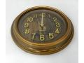 Zegar ścienny wskazówkowy pływający 28cm