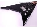 Gitara Elektryczna Typu V - Czarna
