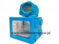 ZEGAREK LCD SPORT LIGHT-7COLORS, SKARBONKA 4140/6