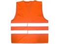 Kamizelka odblaskowa pomarańczowa kamizelki duze