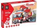 Klocki Blocki straż Pożarna Wóz Strażacki 244