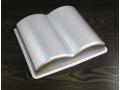 Forma aluminiowa książka 27x24x5cm