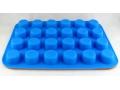 Silikonowa forma muffin 24szt mały