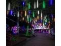 50 CM METEORY SOPLE LED LAMPKI PADAJĄCY ŚNIEG