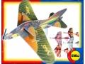 SAMOLOT STYROPIANOWY samolocik E0128/1 EMAJ