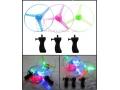 Latające UFO śmigło LED  4kolory na Dzień Dziecka